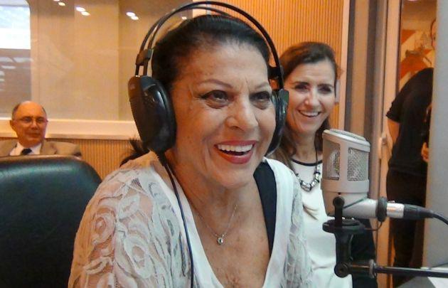 Carmen Flores en Viva la Radio