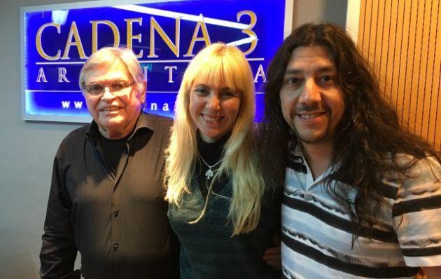 Facundo Toro en Viva la Radio.