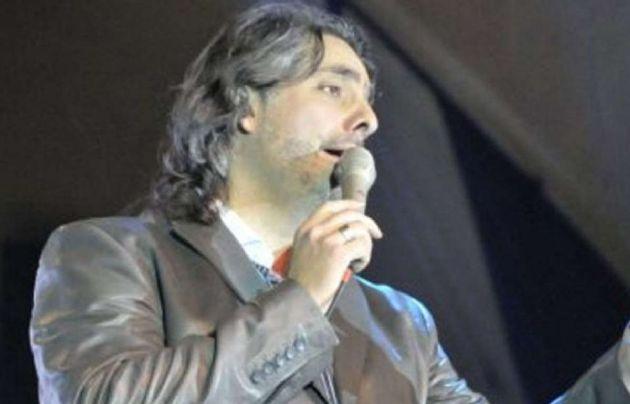 Marcelo Santos en Noche y Día