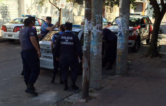 Conmoción en Villa Allende por el brutal crimen (Archivo).