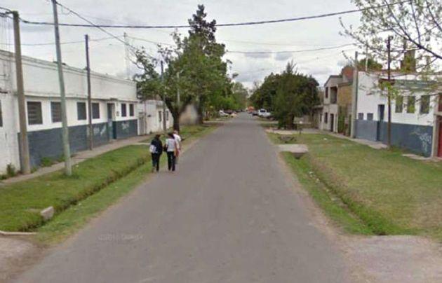 La escuela San Pablo se encuentra en barrio Belgrano de Rosario (Foto: La Capital)