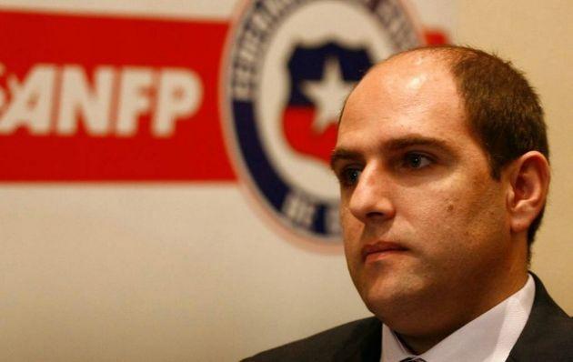 Sergio Jadue, el ahora ex mandamás del fútbol trasandino.
