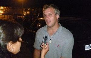 Ignacio Sala, jefe comunal electo de La Paisanita, sufrió un accidente vehicular.