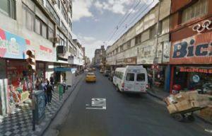 El hecho se registró en la calle Lima 90.