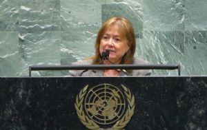 Susana Malcorra se desempeña como jefa de Gabinete del secretario general de la ONU.