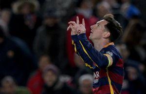 Messi volvió a brillar con dos golazos ante la Roma.
