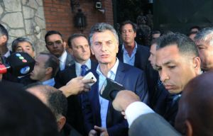Mauricio Macri participó de un encuentro con Cristina en Olivos.