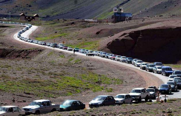 Advierten que el turismo aumentó 32% en Chile.