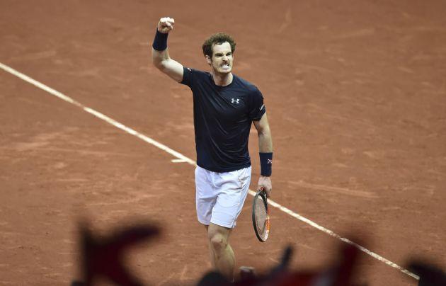 Murray llevó a Gran Bretaña a ganar la Copa Davis tras 79 años.