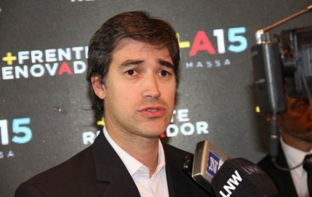 Pérez había saltado en 2013 de las filas de la Coalición Cívica al Frente Renovador.