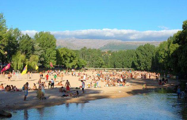 Miles de turistas coparon Traslasierra este fin de semana.