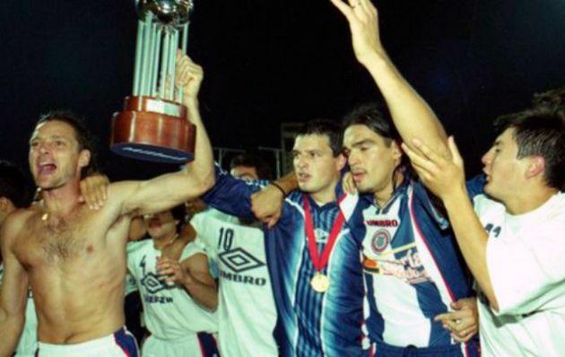 Talleres cumplió 16 años del máximo logro de su historia.