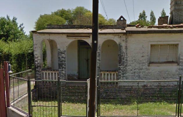 La casa donde se produjo el homicidio (Foto: Google Street View)