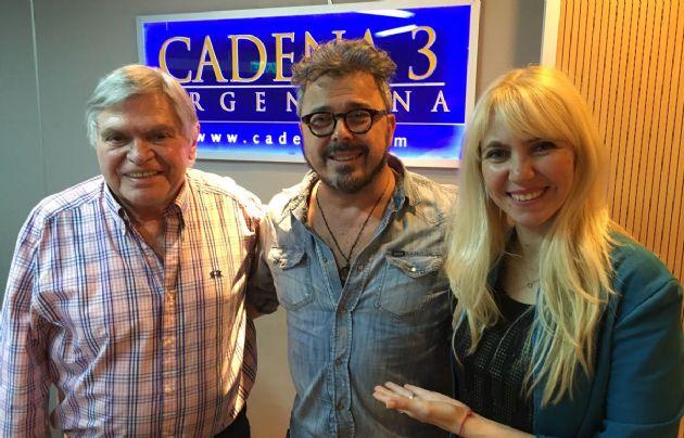 Donato De Santis, en Viva la Radio.