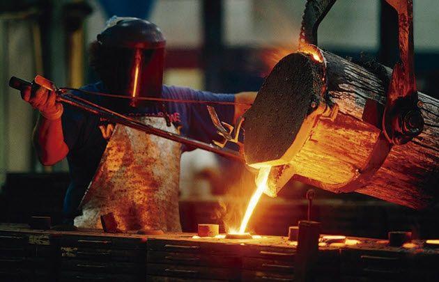 El rubro de los siderúrgicos no aumentará excesicamente, indicó Vaccaro.