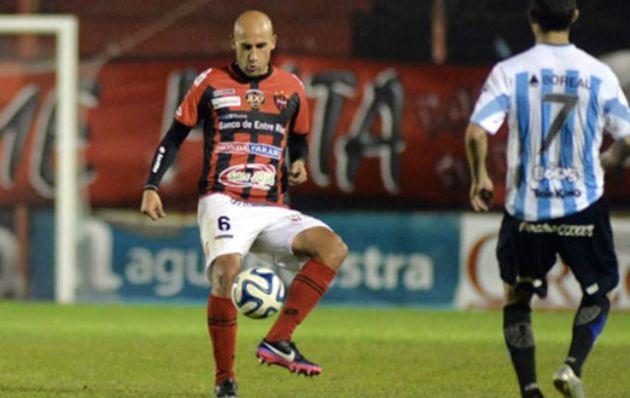Carlos Quintana, nuevo defensor de Talleres.