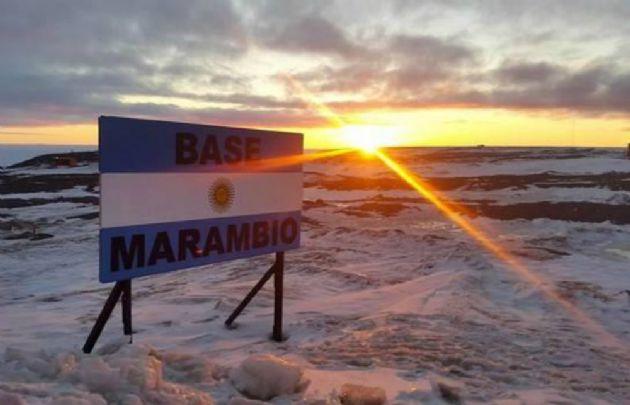 La Base Marambio será reacondicionada para recibir vuelos comerciales.