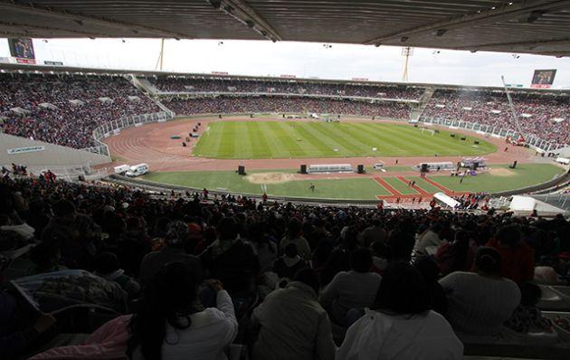 El Kempes será escenario del partido entre Belgrano y River.