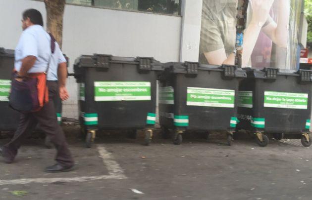 Los recolectores mantendrán la medida de fuerza hasta dialogar con la Municipalidad.