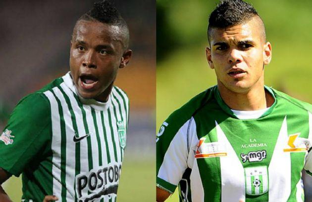 Pajoy y Gutiérrez, los refuerzos de Talleres.