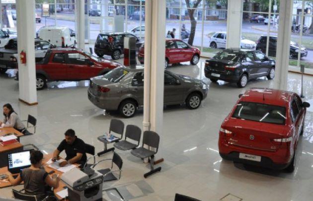 Aumentó un 22,6% el patentamiento de autos en julio.