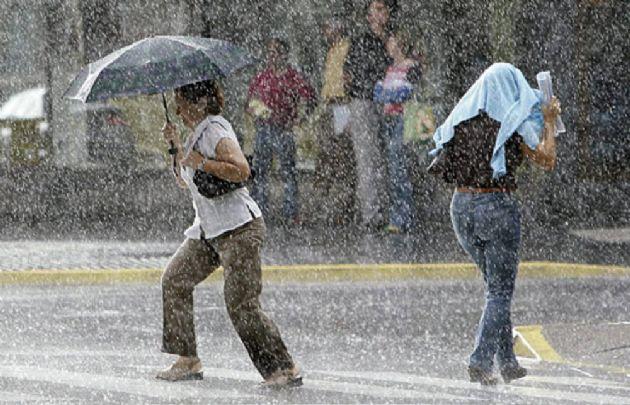 Rige un alerta por fuertes tormentas para Córdoba.