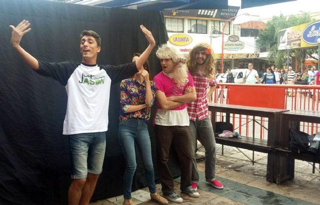 El grupo Hecatombe! está de temporada en Carlos Paz.
