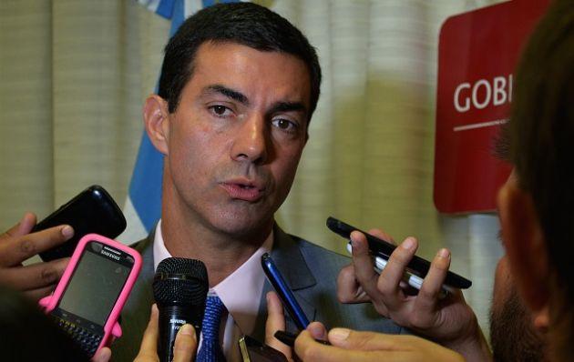 Juan Manuel Urtubey evitó críticas al aumento de tarifas.