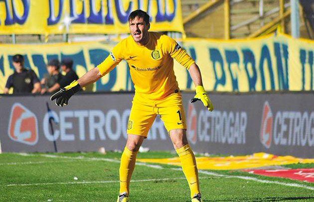 Caranta será el arquero de Talleres en la B Nacional (Foto: Twitter Talleres)