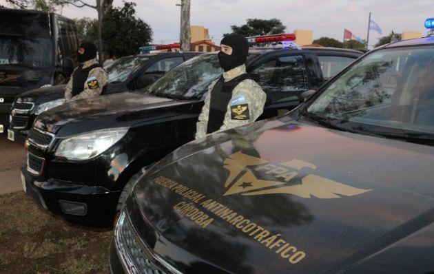 El operativo fue llevado a cabo por la FPA (Foto: Archivo)