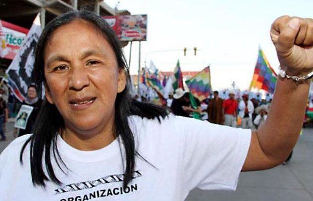 Milagro Sala está privada de su libertad desde el 16 de enero último.