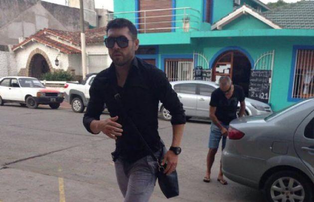 Rojas se sumó a la pretemporada en Necochea (Foto: @InfoPirataCAB)