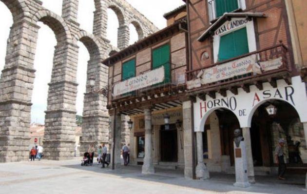 Mesón de Cándido en Segovia (Foto: minube.com)