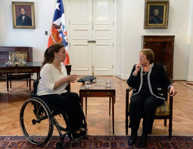 Michetti dijo que Macri podría visitar Chile en el segundo semestre del año.