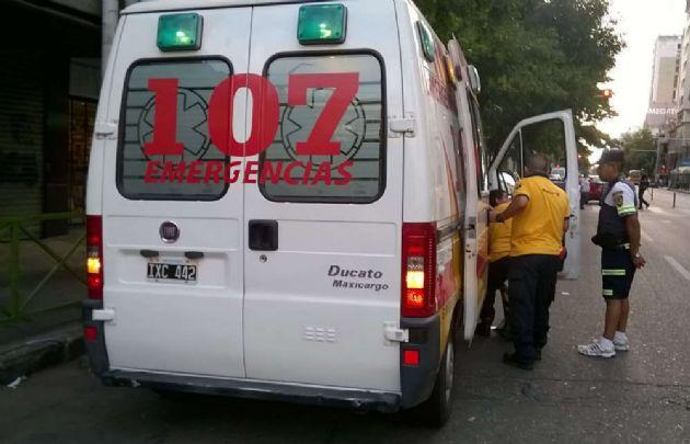 Un servicio de emergencia constató el deceso de Robles.
