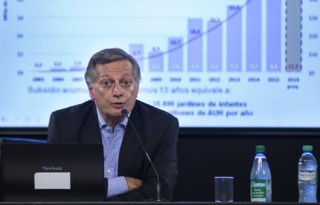 El ministro de Energía y Minería, Juan José Aranguren, descartó su renuncia.