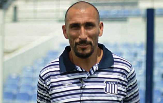 Pablo Guiñazú sufrió fractura de mandíbula.