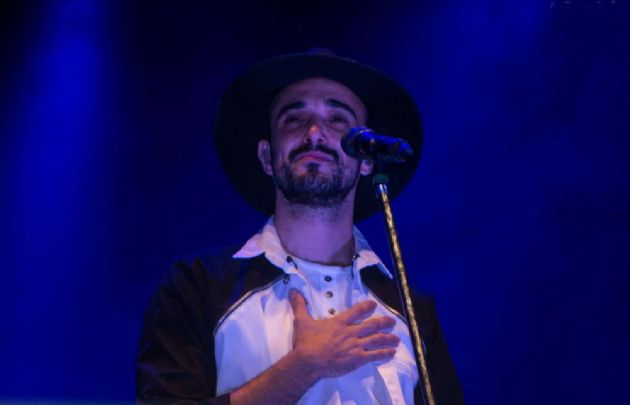 Abel Pintos confirmó su presencia en los grandes festivales de Córdoba.
