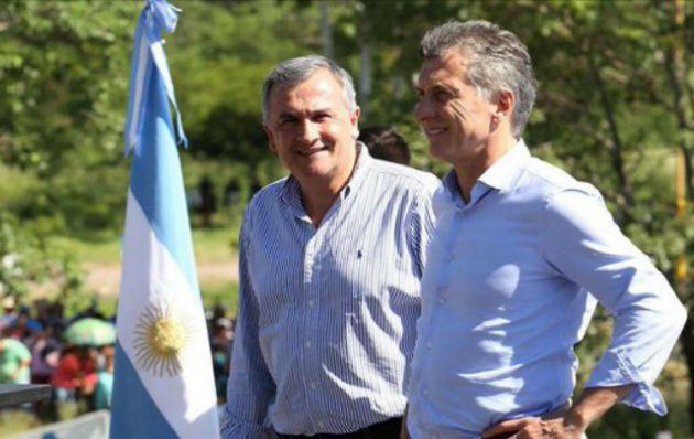 Macri encabezó un acto en Purmamarca.