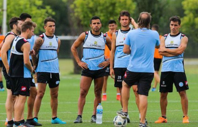 Belgrano se prepara para enfrentarse a Independiente (Foto: @Belgrano)