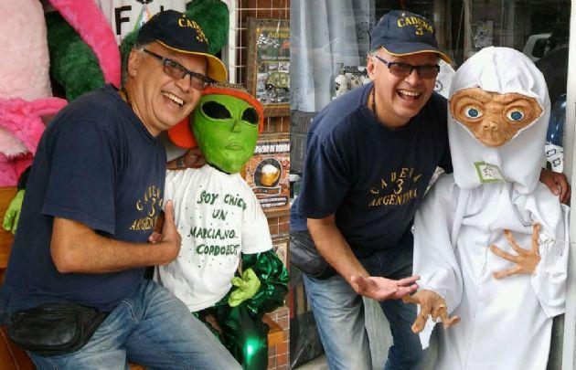 Ya se palpita el Festival Alienígena en Capilla del Monte.