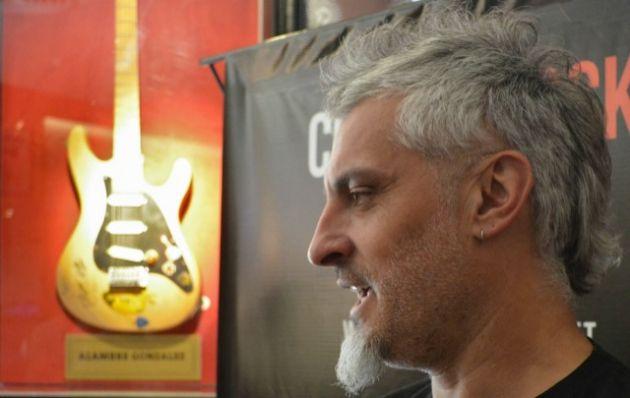 José Palazzo, organizador del Cosquín Rock.