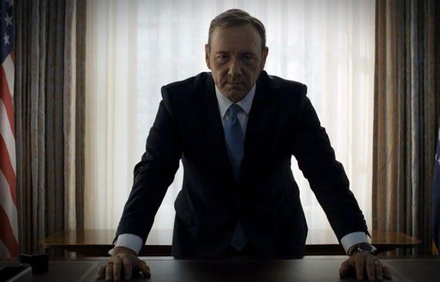 House of Cards estrenará su quinta temporada el próximo martes.