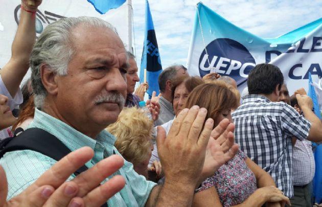 Monserrat dijo que el gobierno no tiene interés en restituir las clases perdidas.