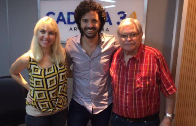 Julián La Bruna en Viva la Radio.