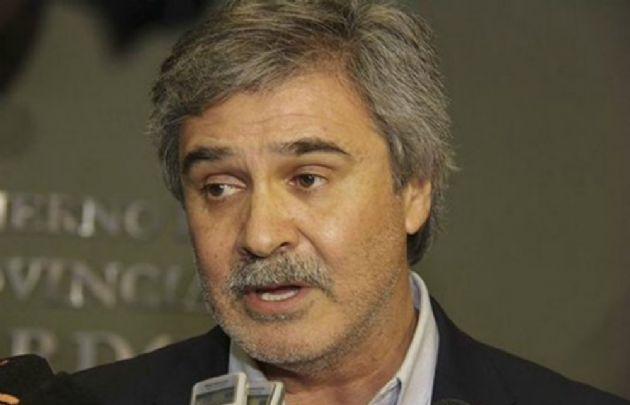 El ministro de Educación de la Provincia de Córdoba, Walter Grahovac.
