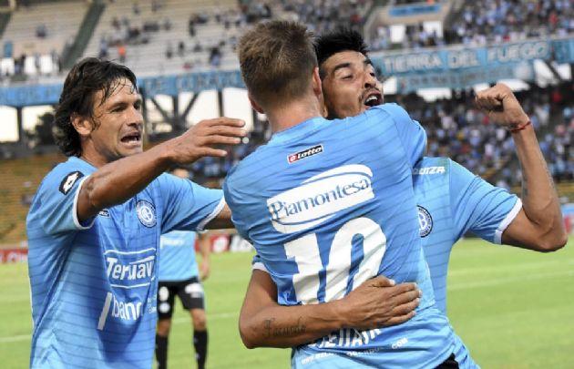 El plantel de Belgrano es el segundo en el país en someterse a un test de sudoración.