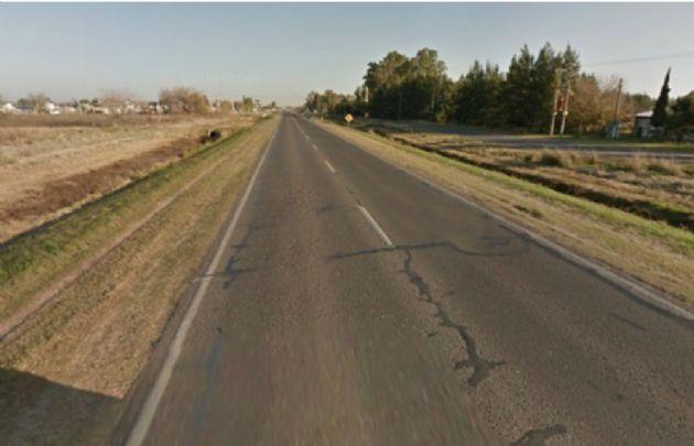 El siniestro fue en la ruta 18 en dirección a Rosario.