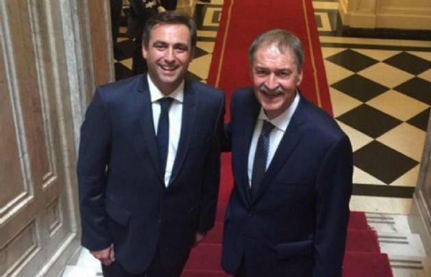 Ramón Mestre y Juan Schiaretti expresaron posturas distintas frente al pro estatal.
