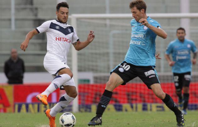 Belgrano recibió a Vélez en Córdoba.